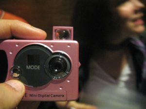 Mini Camera Instructions
